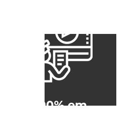 100% em Vídeoaulas