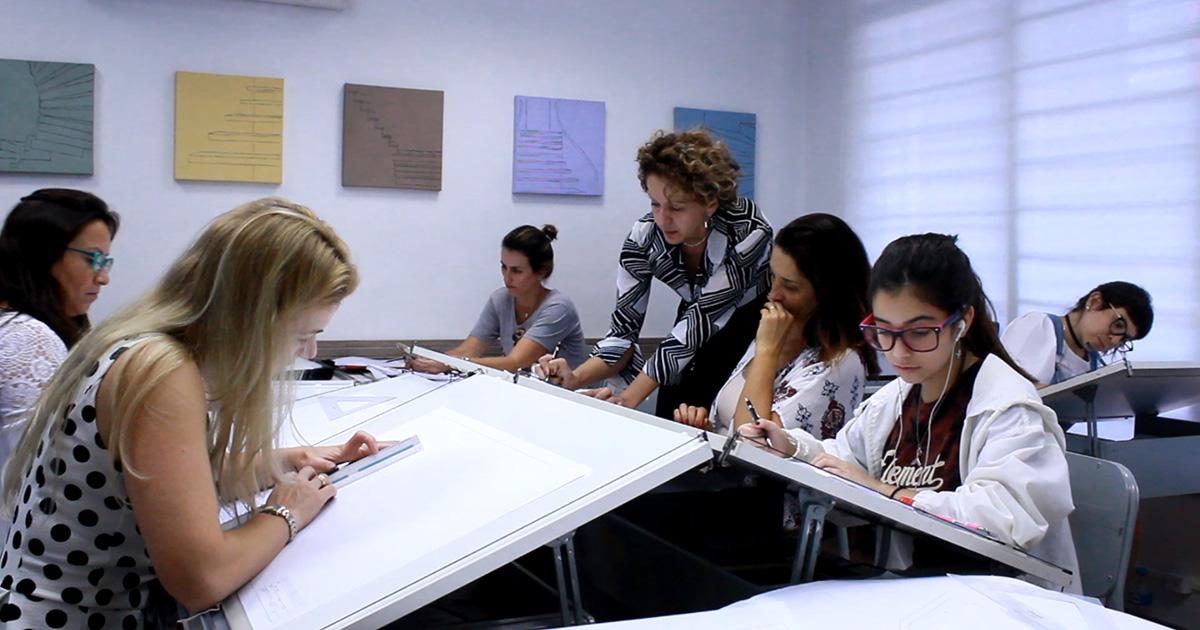 Curso Tecnico Em Design De Interiores Academia Brasileira De Arte